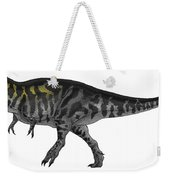 Tyrannosaurus Rex, A Large Predator Weekender Tote Bag