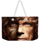 Tyrion Lannister - Peter Dinklage Game Of Thrones Artwork 2 Weekender Tote Bag