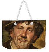 Tyrolean Farmer Weekender Tote Bag