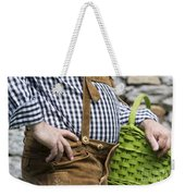 Tyrolean Man Weekender Tote Bag