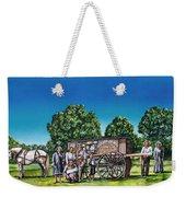 U. G. Earp And Family Weekender Tote Bag