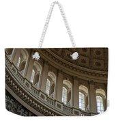 U S Capitol Dome Weekender Tote Bag