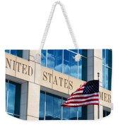 U S Of A Weekender Tote Bag