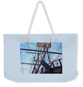 An Aspect Of The U S S Constellation, Baltimore Weekender Tote Bag