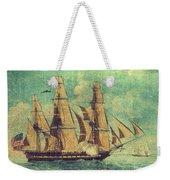 U S S Constitution 1803-1804 Weekender Tote Bag