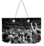 U2-crowd-gp13 Weekender Tote Bag