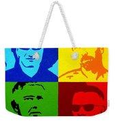U2 Weekender Tote Bag