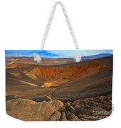 Ubehebe At Death Valley Weekender Tote Bag