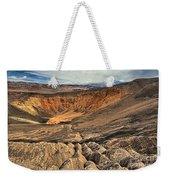 Ubehebe Crater Weekender Tote Bag