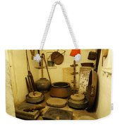Udaipur City Palace Rajasthan India Queens Kitchen-2 Weekender Tote Bag