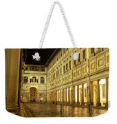 Uffizi Gallery Florence Italy Weekender Tote Bag