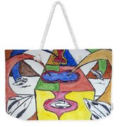 Ufo Base Weekender Tote Bag