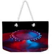 Ufo Splash Weekender Tote Bag