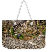 Ugly Cottage Weekender Tote Bag by Adrian Evans