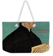 Ulrich Zwingli Weekender Tote Bag