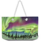 Ultrawide Aurora 4 - Feb 21, 2015 Weekender Tote Bag