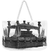 Ulysses Grant Funeral Weekender Tote Bag