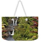 Umauma Falls Weekender Tote Bag