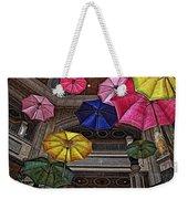 Umbrella Fun Weekender Tote Bag