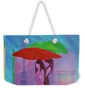 Umbrella Girls Weekender Tote Bag