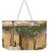 Un Ombra In Cortile Weekender Tote Bag