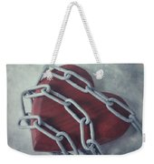 Unchain My Heart Weekender Tote Bag
