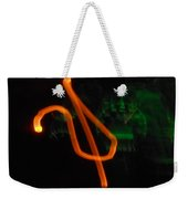 Unchained Melody Weekender Tote Bag