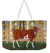 Uncle Billy's Goat Weekender Tote Bag