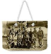 Uncle Eddie Pilot Weekender Tote Bag