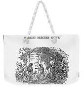 Uncle Tom's Cabin, 1852 Weekender Tote Bag