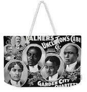 Uncle Tom's Cabin Company Weekender Tote Bag
