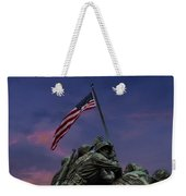 Uncommon Valor Was A Common Virtue Weekender Tote Bag