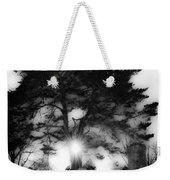 Under A Cold Sun Weekender Tote Bag