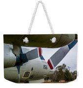 Under My Wing Weekender Tote Bag