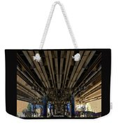 Under Pass Transition   Weekender Tote Bag