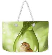 Under Protection Weekender Tote Bag