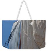 Under Sail Weekender Tote Bag