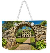 Under The Arch Weekender Tote Bag