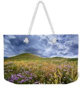 Under The Big Sky Weekender Tote Bag