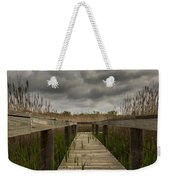 Under The Boardwalk Weekender Tote Bag