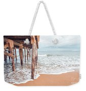Under The Boardwalk Salsibury Beach Weekender Tote Bag