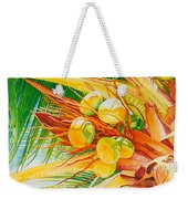 Under The Coconut Palm Weekender Tote Bag