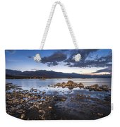 Under The Light Of The Full Moon Weekender Tote Bag