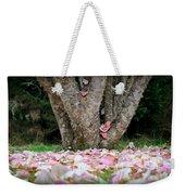 Under The Magnolia Tree Weekender Tote Bag
