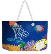 Under The Sea Mural 1 Weekender Tote Bag