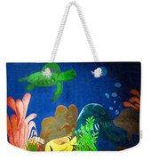 Under The Sea Mural 2 Weekender Tote Bag