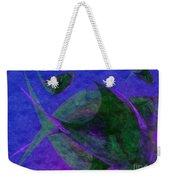 Under The Sea Painterly Weekender Tote Bag