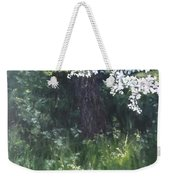 Under The Shade Of The Almond Blossom Weekender Tote Bag