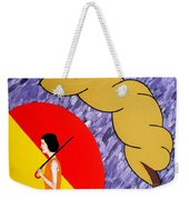 Under The Shelter Of Your Love Weekender Tote Bag by Patrick J Murphy