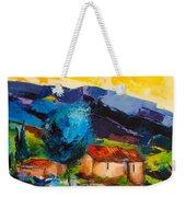 Under The Tuscan Sky Weekender Tote Bag by Elise Palmigiani